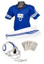 Boys NFL Colts Uniform Costume