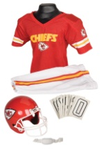NFL Chiefs Kids Uniform