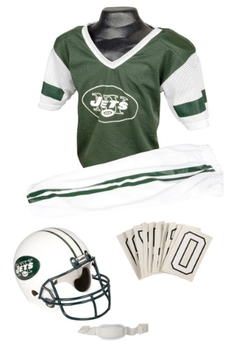 Boys NFL Jets Uniform Costume