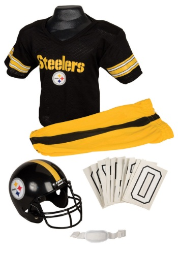 NFL Steelers Player Costume