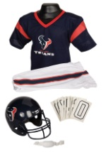 NFL Texans Kids Costume