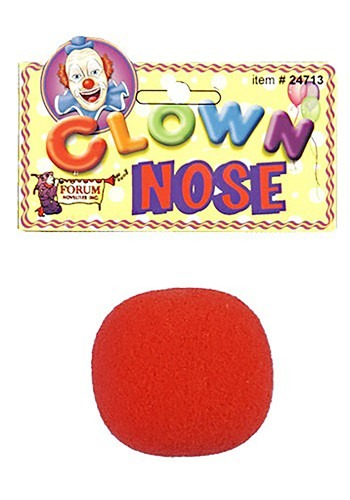 Red Clown Nose