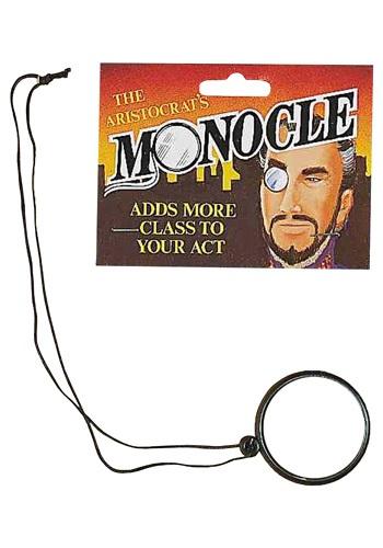 The Aristocrat's Monocle