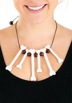 Prehistoric Bone Necklace