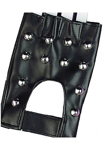 Biker Stud Gloves
