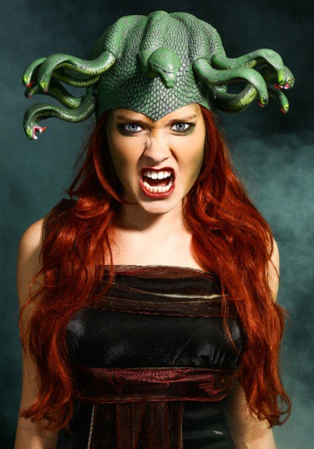 Goddess of Snakes Headpiece