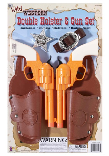 Holster and Gun Set