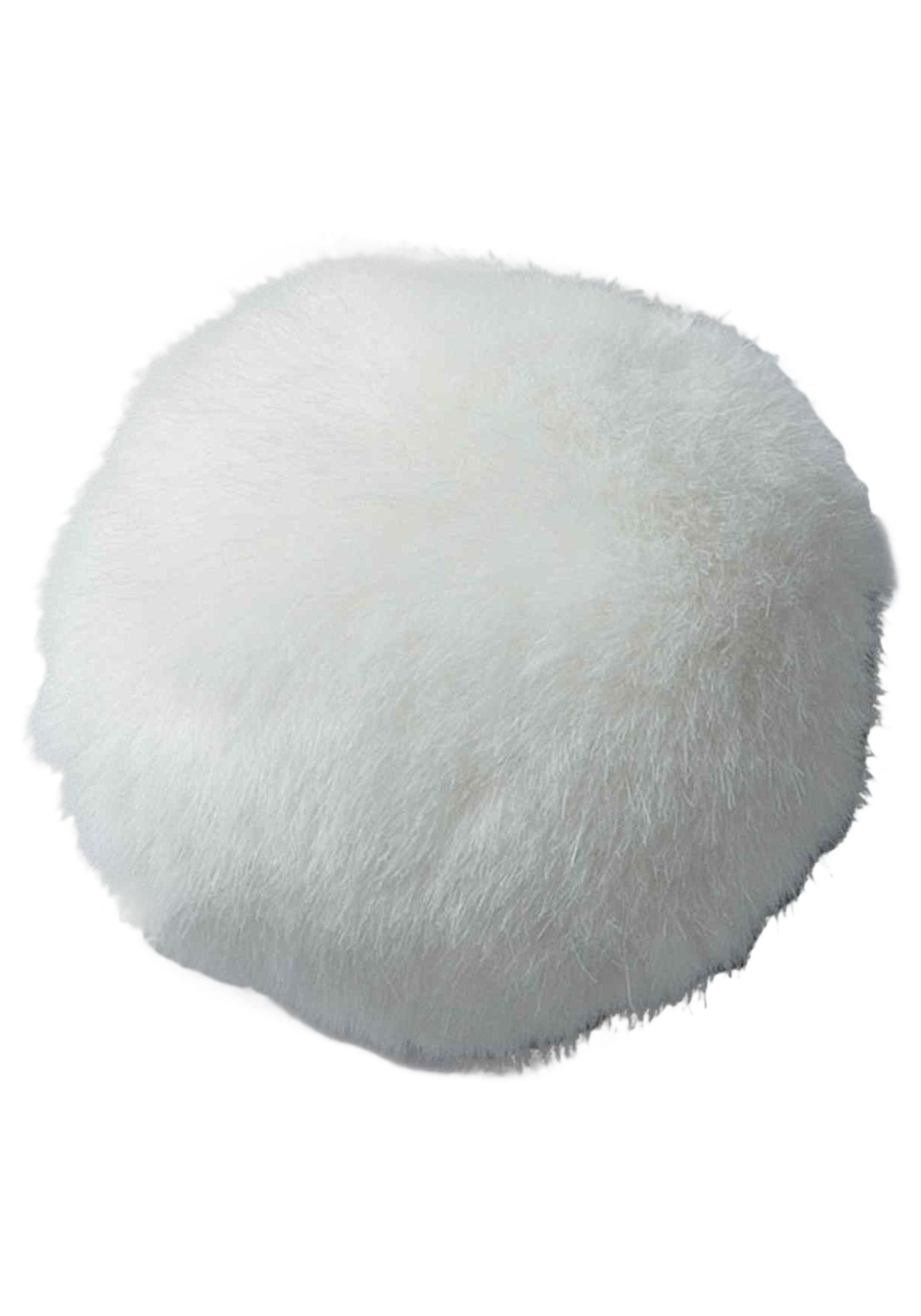 Fluffy White Bunny Tail Playboy Bunny Costume Accessories