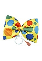 Clown Costume Squirting Bowtie