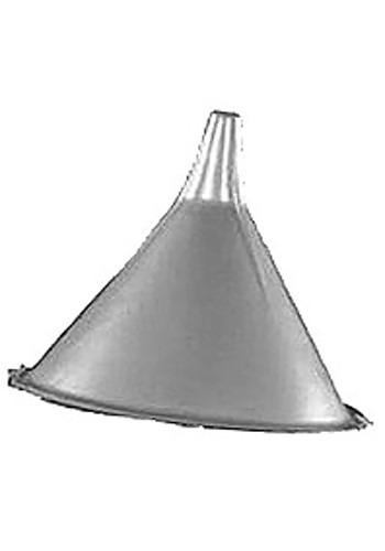 Plastic Tin Man Funnel Hat