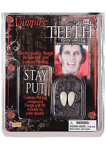 Discount Vampire Fang Teeth