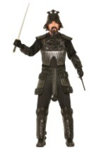 Mens Samurai Warrior Costume
