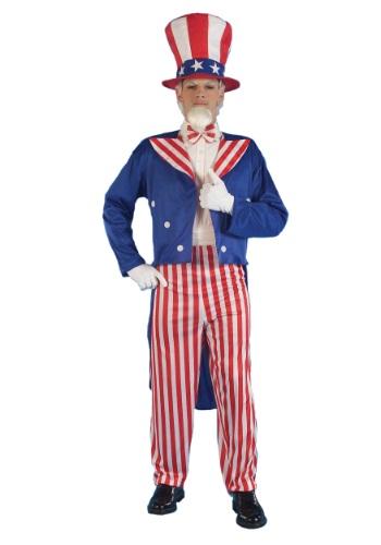 America Uncle Sam Costume