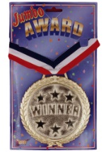 Award Winner Medal