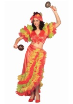 Spanish Fiesta Dancer Costume