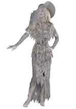 Womens Spooky Ghost Costume