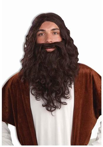 Savior Beard and Wig Set