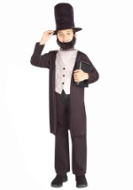 Mini Abe Lincoln Costume