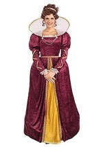 Ladies' Elizabethan Costume