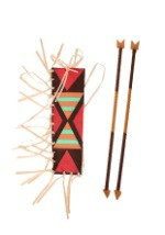 Quiver and Arrow Set