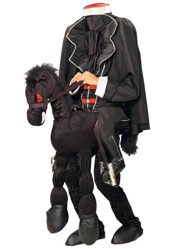 Missing Head Horseman Costume
