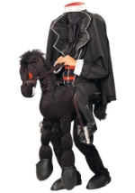Missing Head Horseman Costume