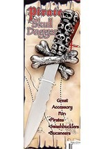 Pirate Skull Dagger