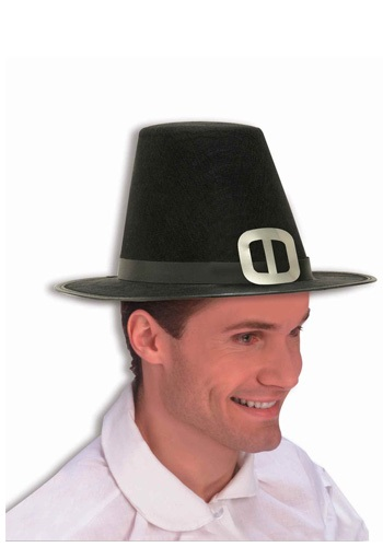 Pilgrim Buckle Hat