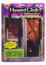 Tattered Haunted Cloth