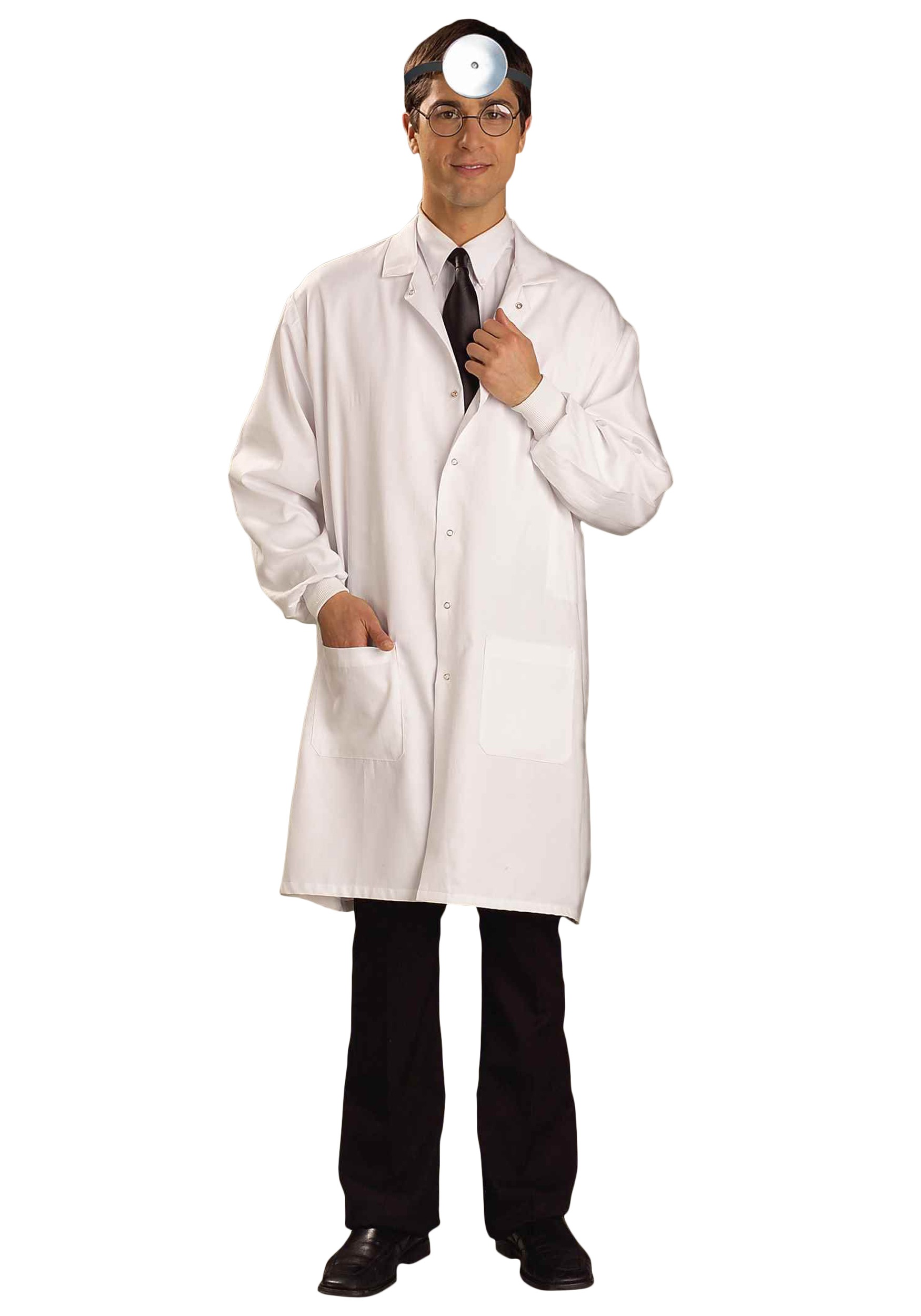 how to make a lab coat costume