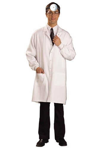 Lab Coat Costume