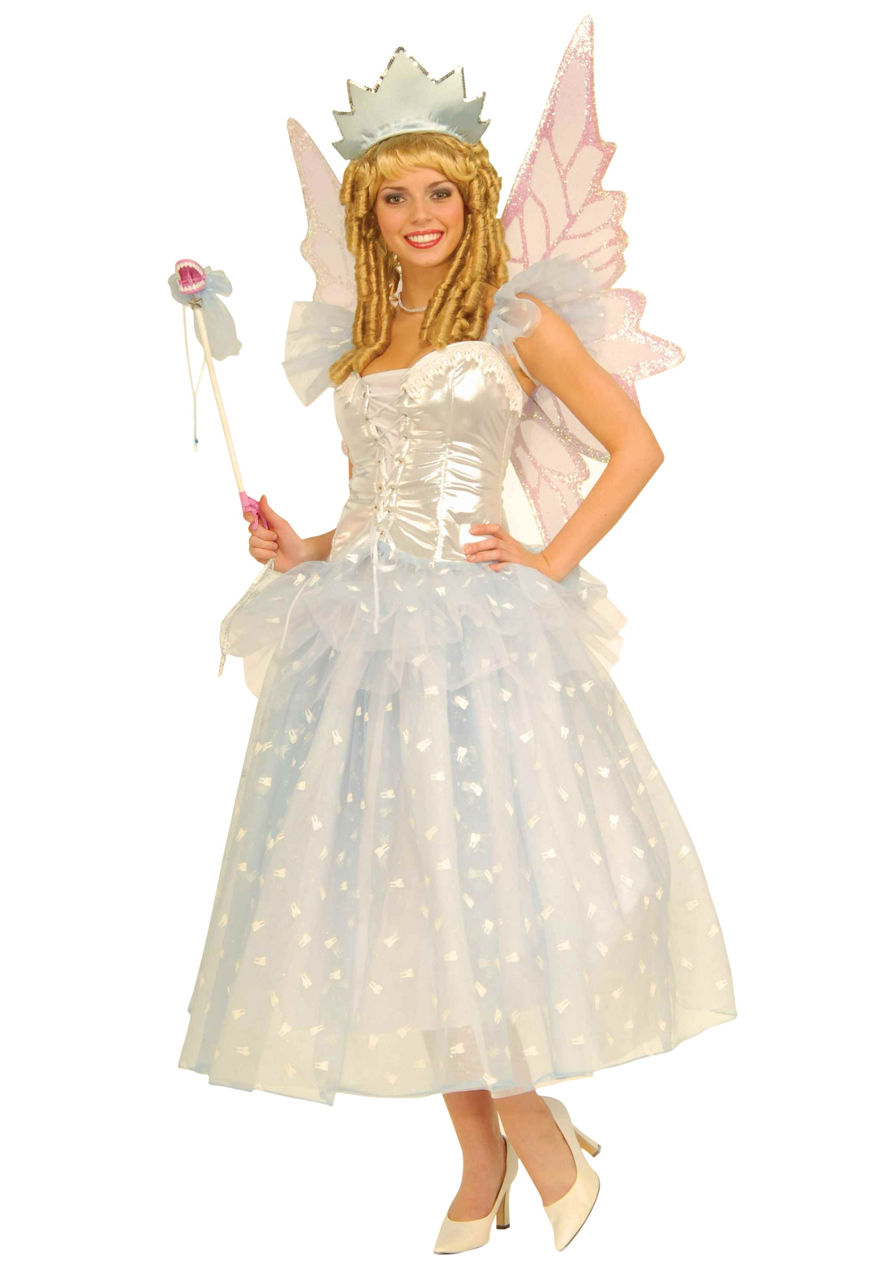 Ladies Tooth Fairy Costume  sc 1 st  Halloween Costume & Ladies Tooth Fairy Costume - Womens Pixie Costumes