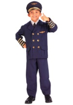 Kids Aviator Costume