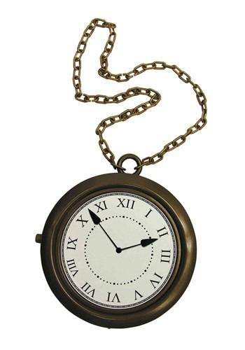 Alice White Rabbit Clock