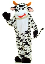 Adult Mascot Cow Costume