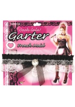 French Maid Sexy Garter