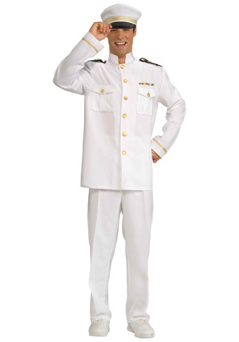 Mens Ship Captain Costume