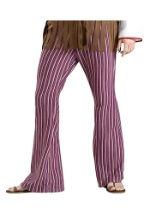 Mens Purple Bell Bottoms