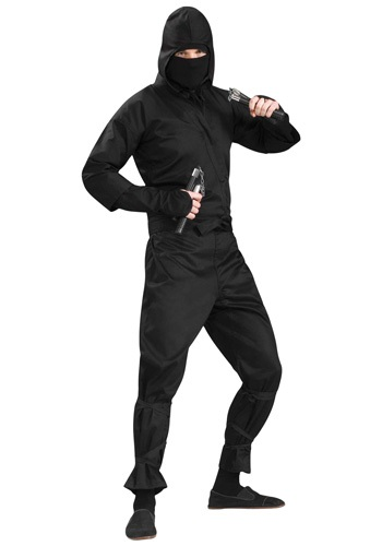Deluxe Ninja Costume