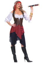 Adult Buccaneer Cutie Costume