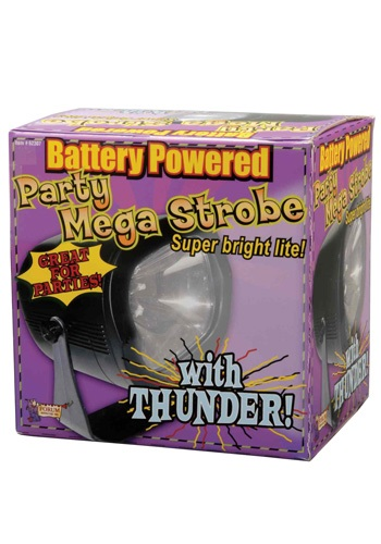 Thundering Party Strobe Light