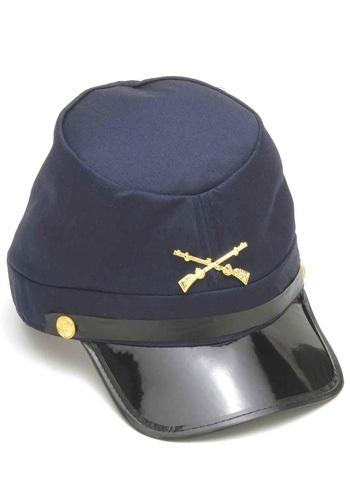 Blue Union Kepi Hat