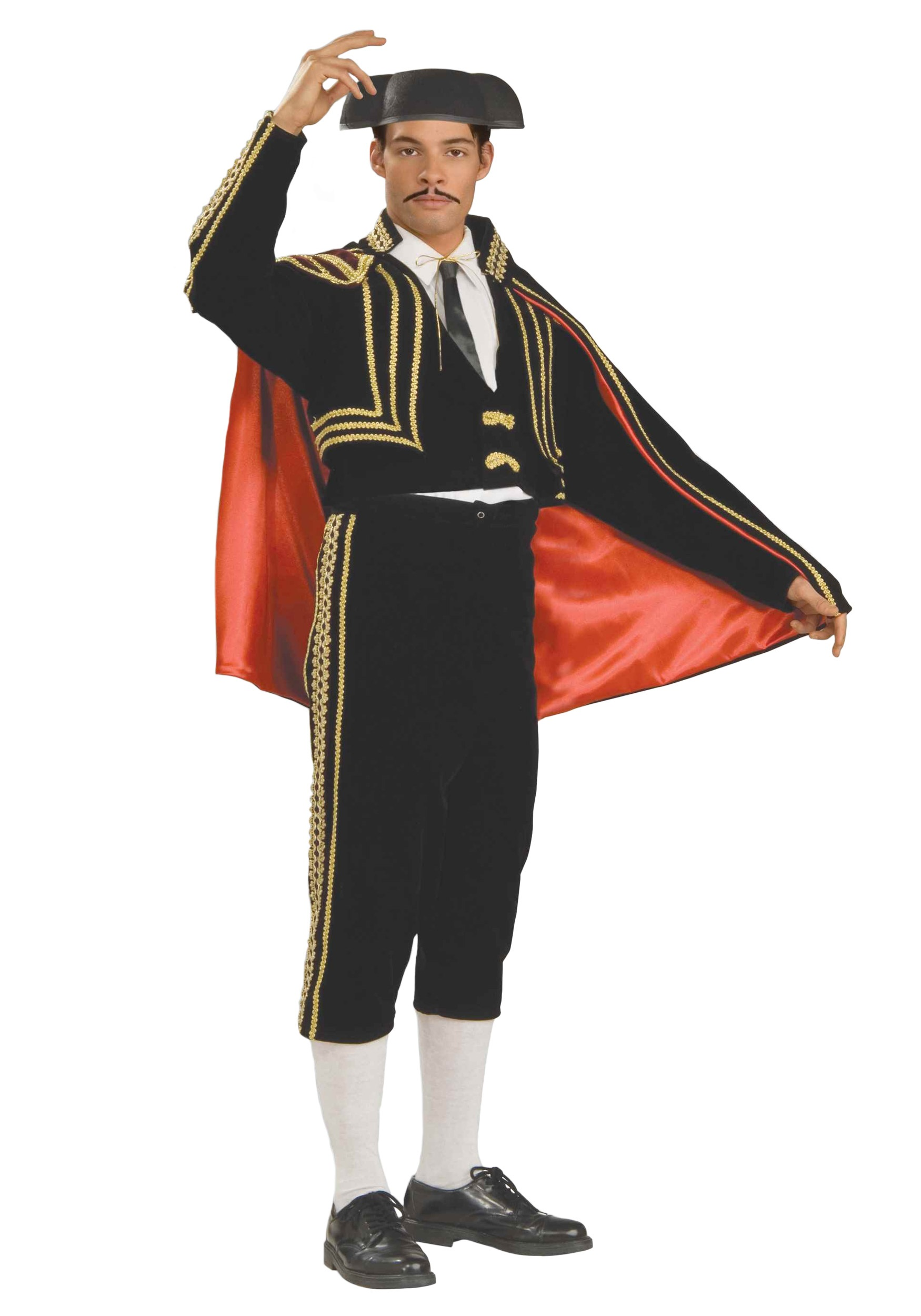 Men S Spanish Matador Costume Adult Bullfighter Costumes
