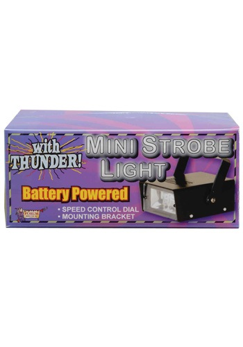 Mini LED Thundering Strobe Light