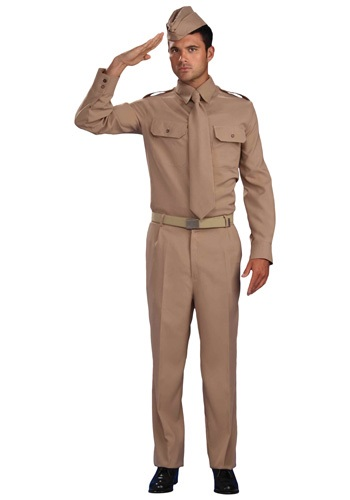 WW2 Soldier Costume