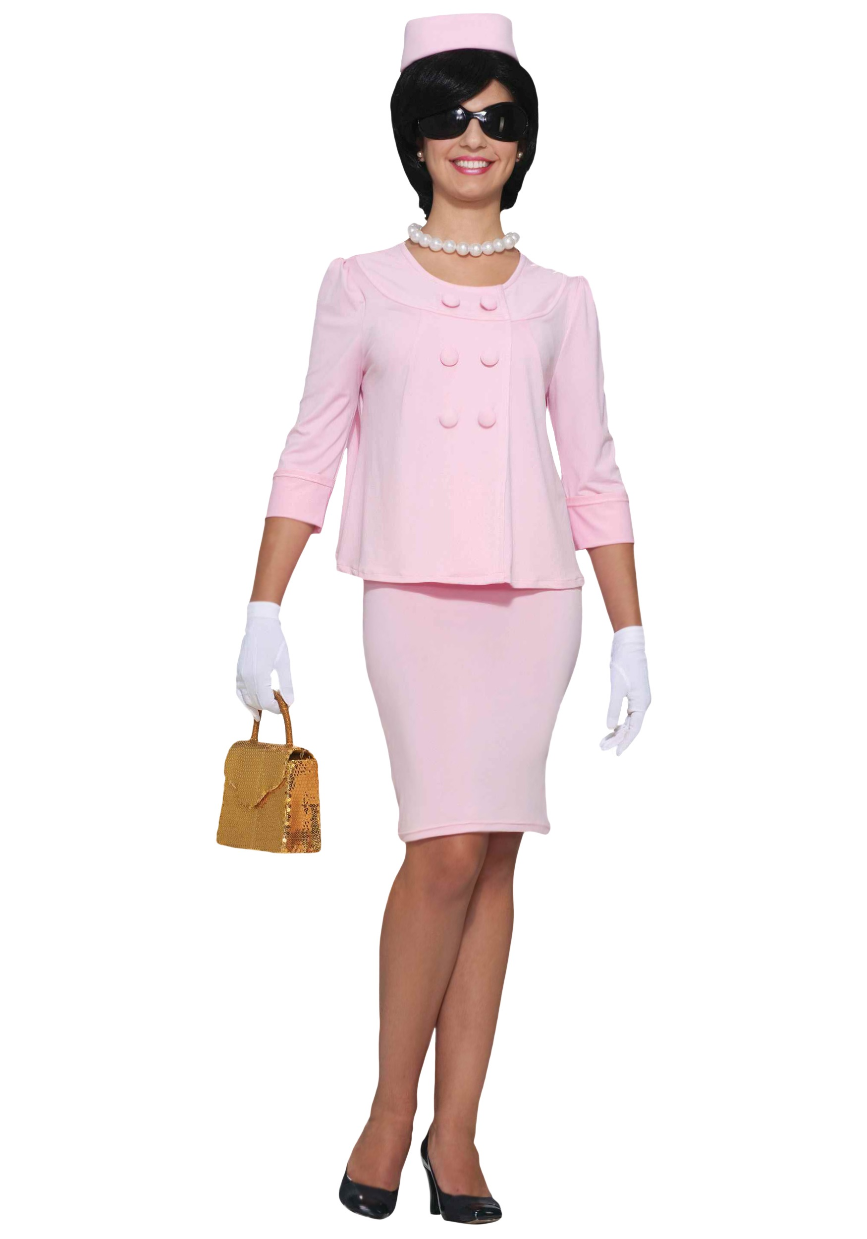 50s First Lady Costume Jackie Kennedy Costumes
