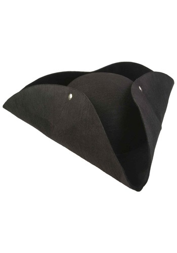 Deluxe Tricorn War Hat