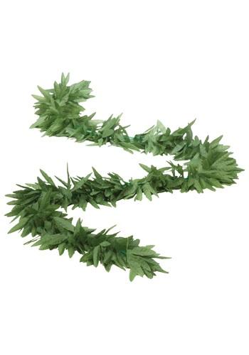 Green Leafy Boa