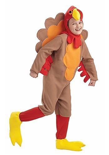 Kids Gobbles Turkey Costume