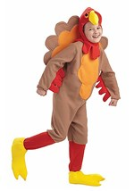 Kids Gobbles Turkey Costume